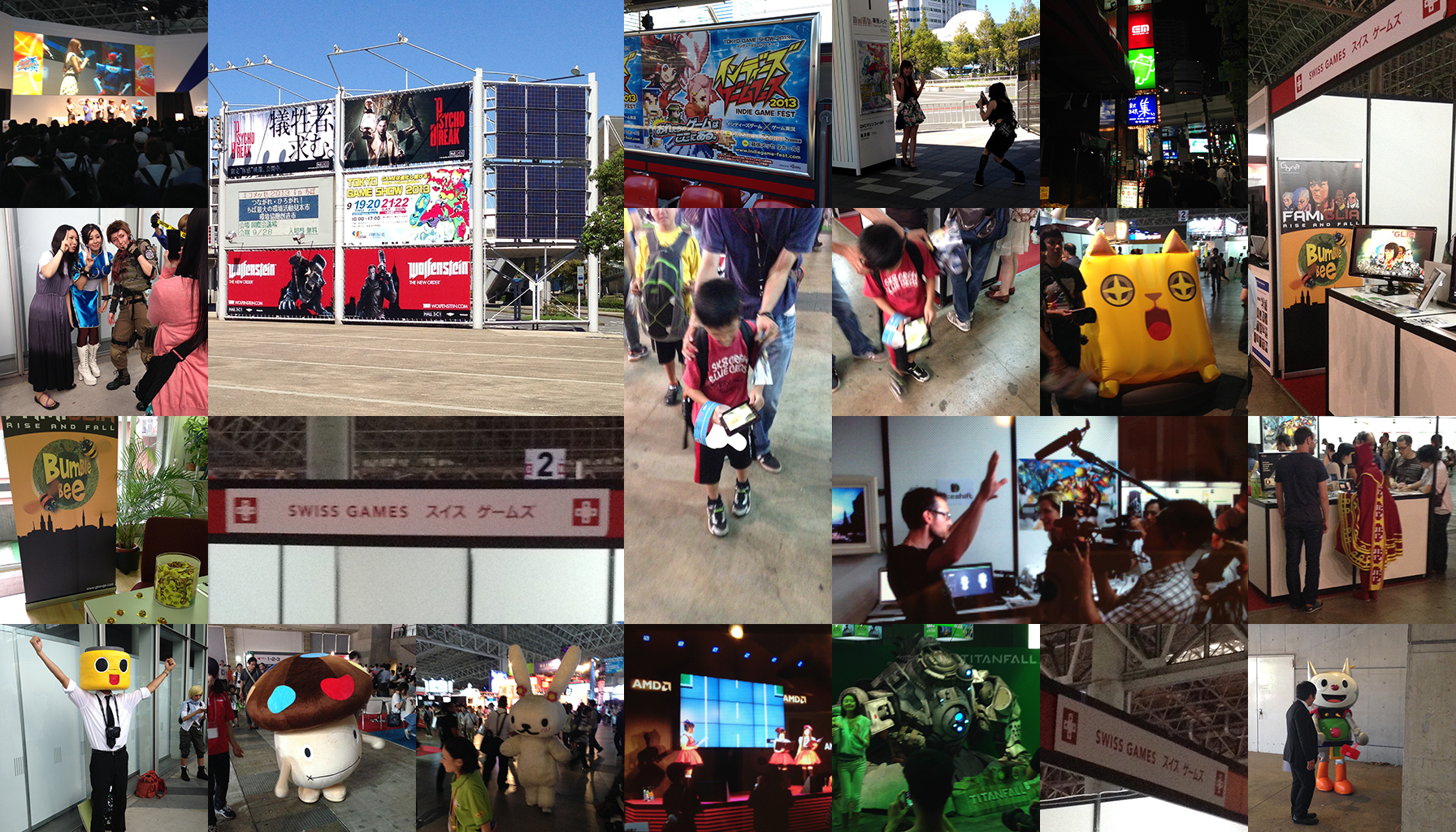 Impressions of Gbanga at Tokyo Game Show 2013