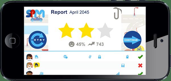 Super Fleet Manager - game report