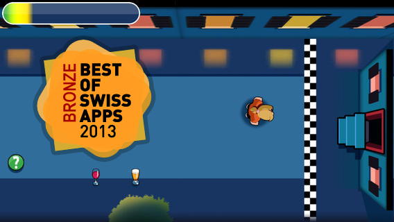 After Party game receives Bronze award at Best of Swiss Apps 2013