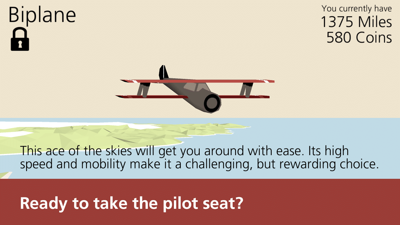 Quiz and Fly: take the pilot seat