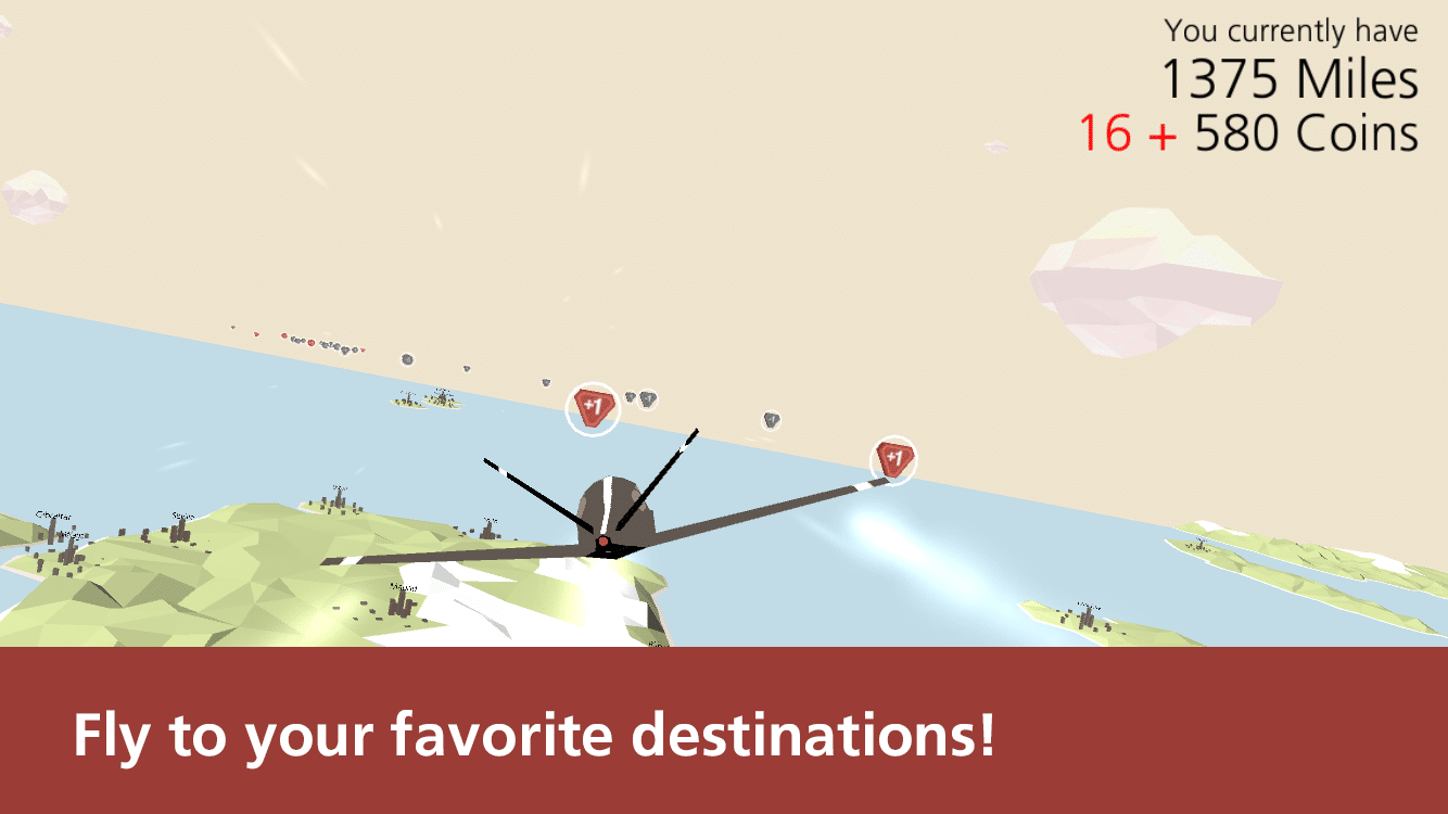 Quiz and Fly: fly to your favorite destinate