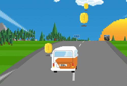 EBL On Tour HTML5 Race Game