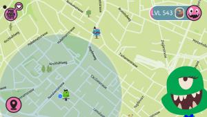«Mehr Platz für Dich» App – Kartenansicht