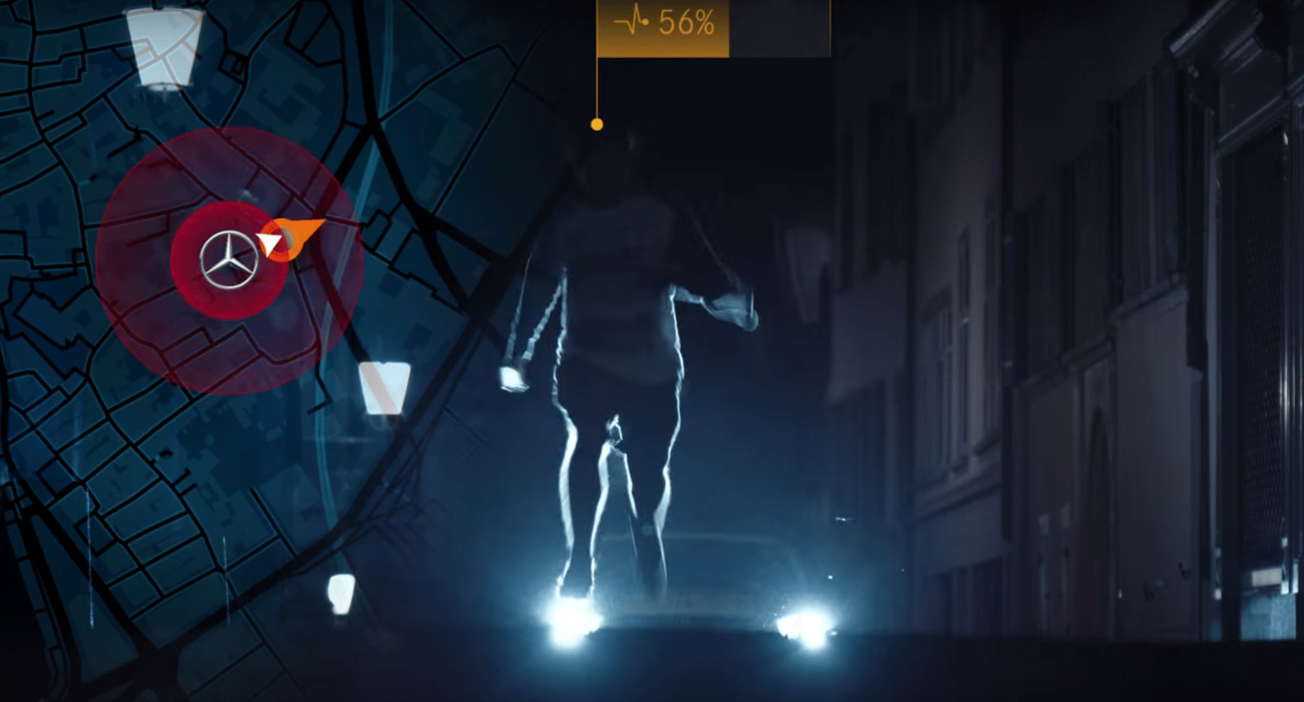 Run and catch a brand new car worth 80'000 Swiss Francs: The mixed reality experience Urban. Hunt. is back!