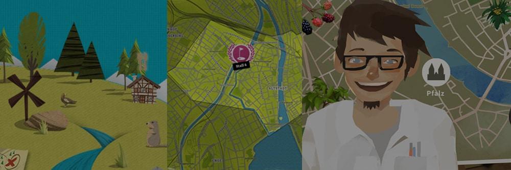 Best of Swiss Apps: Gbanga mit drei Mixed-Reality-Games nominiert!