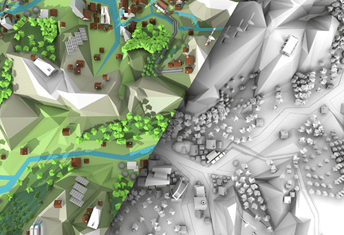 Visualization for World Nature Forum, Naters