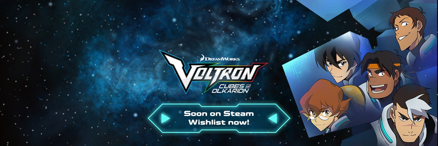 Gbanga's game for Universal's iconic Netflix show Voltron: Legendary Defender hits Steam